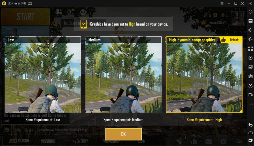 Boost PUBG Mobile PC Gameplay to 60 FPS