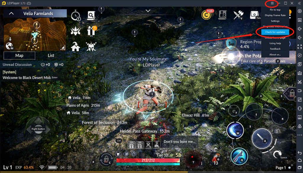 Check Update Of Ldplayer