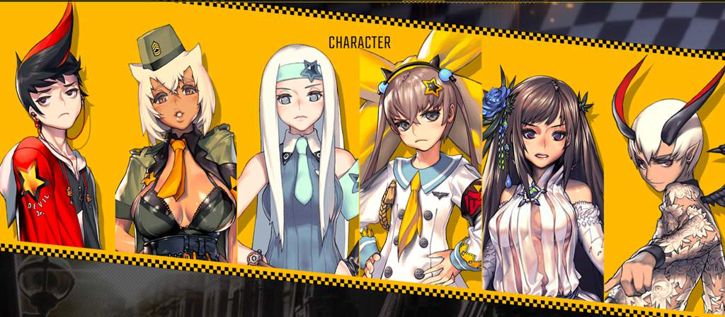 Some Characters In Destiny Child
