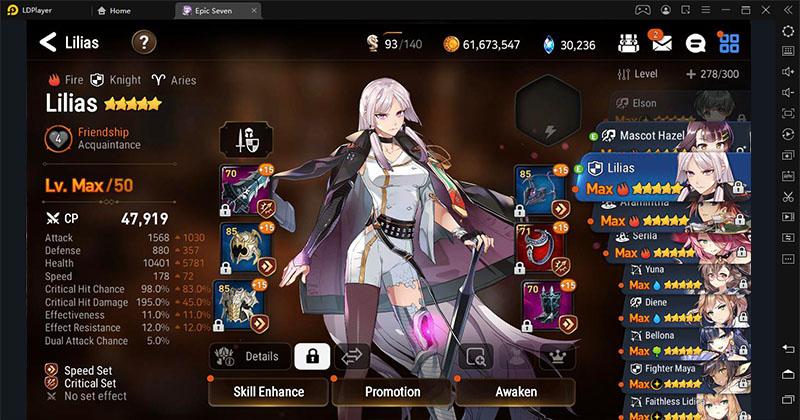 Epic Seven: UltimativeAnleitungfür Lilias