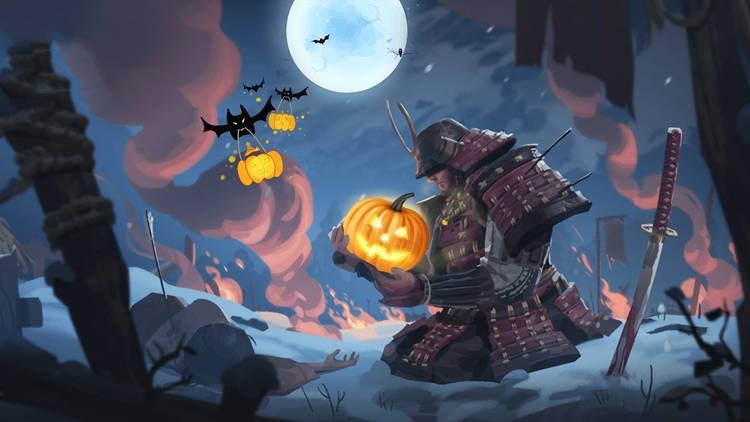Halloween Rise-of Kingdoms