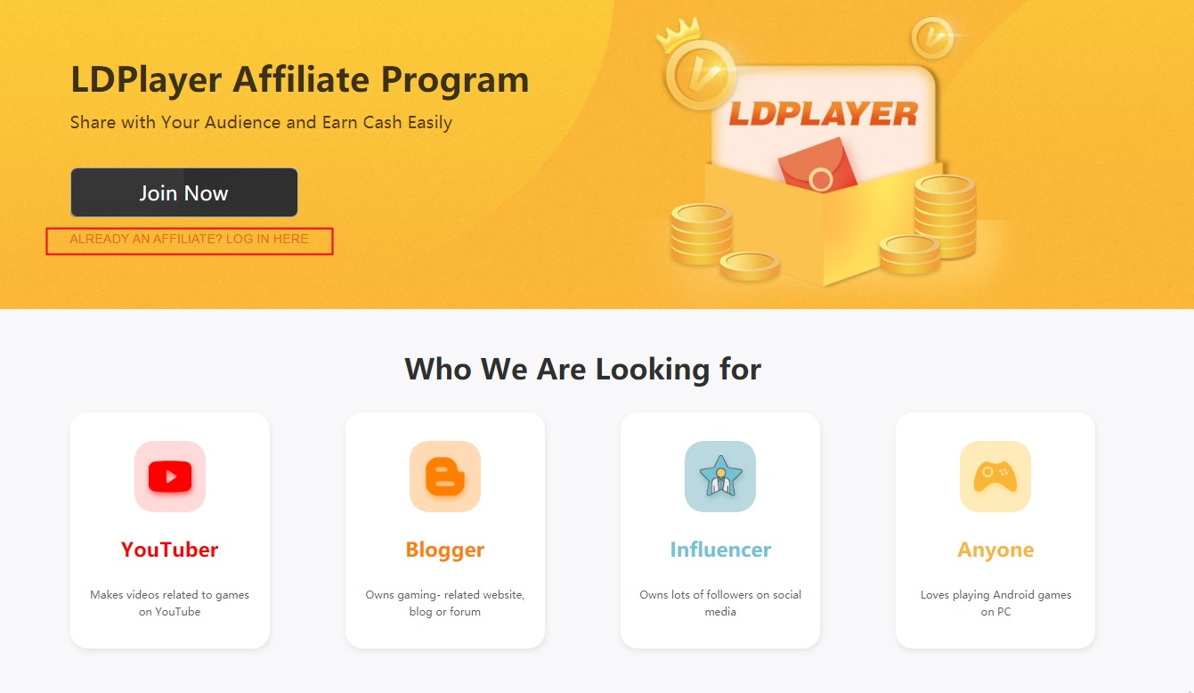 LDPlayer affiliate programs official introduction and frequently asked questions