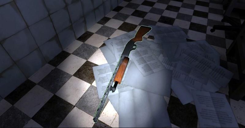 specimen zero weapons