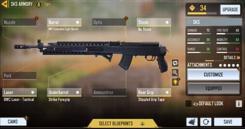 Call Of Duty Mobile – Is The new SKS Worth It?