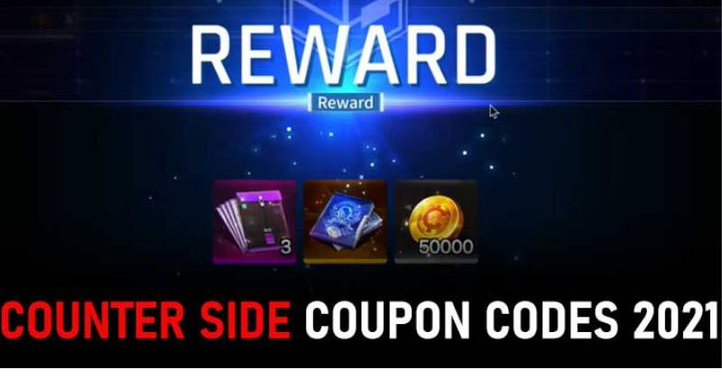 Counter Side Coupon Codes for June 2021