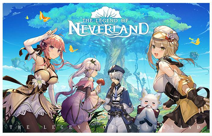Game The Legend of Neverland Segera Rilis, Ini Fitur-Fitur Kerennya!