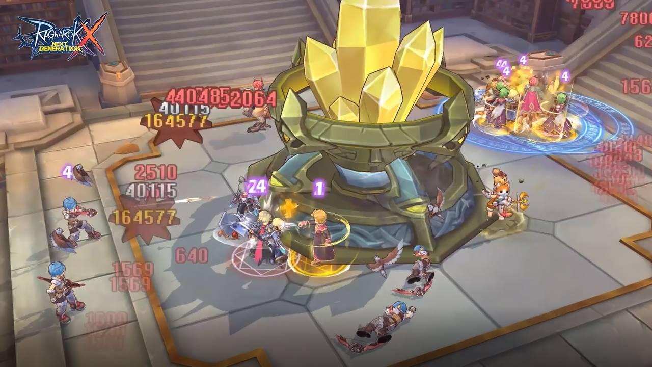 Ragnarok X: Next Generation Luncurkan Event Guild War di Asia Tenggara