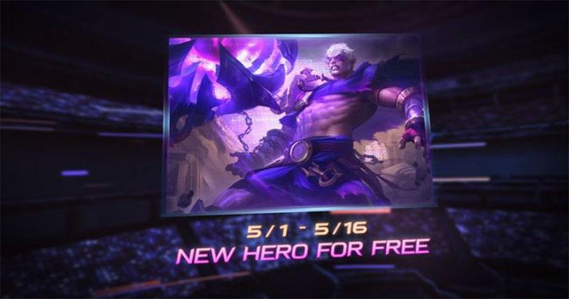 Mobile Legends: Bang Bang 515 Eparty Evento foi lançado