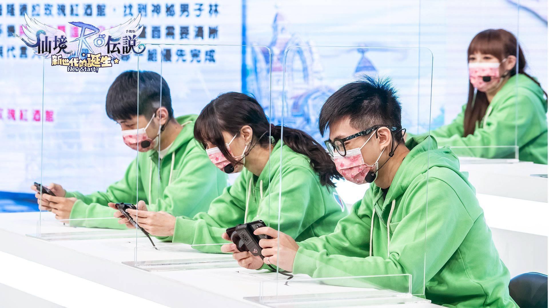 Google Play大挑戰 x《RO仙境傳說:新世代的誕生》直播活動順利落幕,知名實況主上演巔峰對決