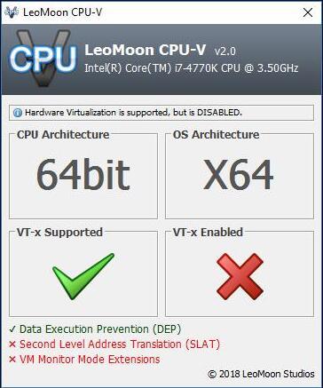 Hướng dẫn bật VT (Virtualization Technology)