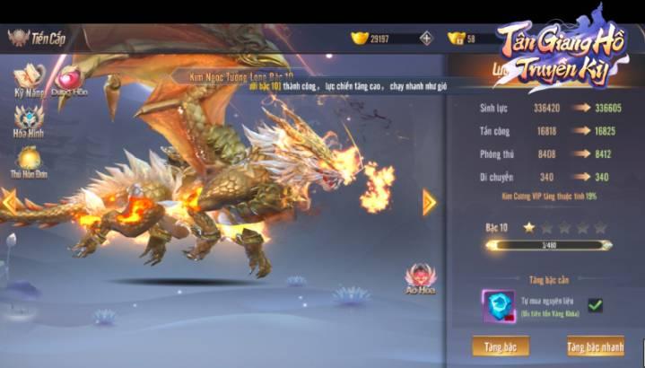 Siêu Phẩm Game Mobile MMORPG Tân Giang Hồ Truyền Kỳ Được Mong Đợi Tháng Tư Chính Thức Ra Mắt Ngày 14/4