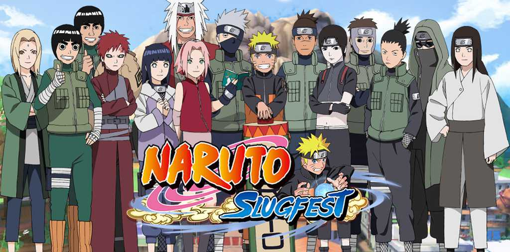 How to Play Naruto Slugfest on PC & Game...