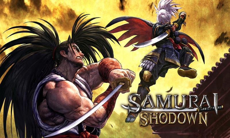 SAMURAI SHODOWN: How to become the BEST?