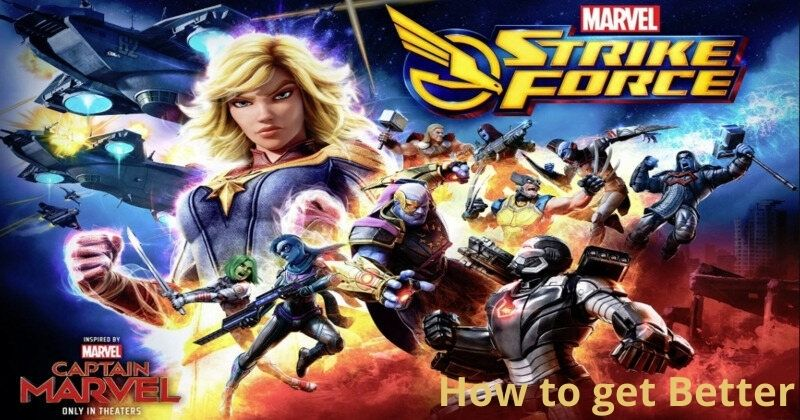 How to get better at MARVEL Strike Force...