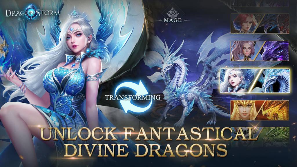 Review of Dragon Storm Fantasy: Brand Ne...