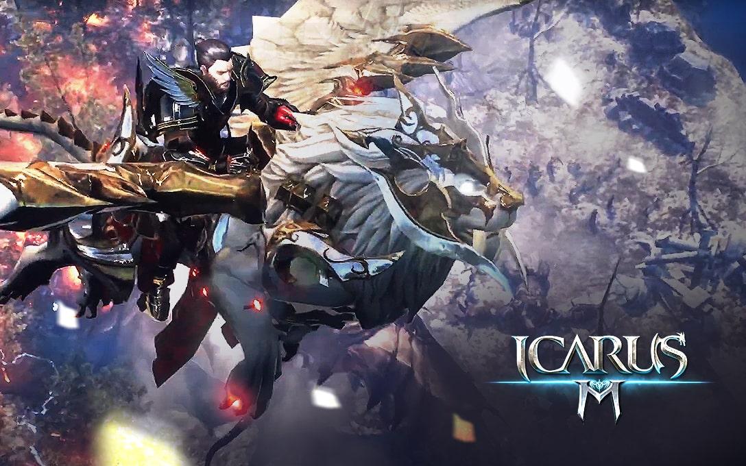 วิธีเล่น Icarus M: Riders of Icarus ด้วย...