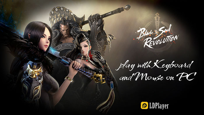 Blade&Soul Revolution on PC: How to Down...